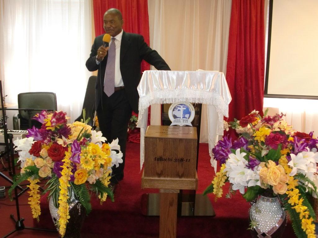 Elder Dave Dixon