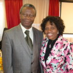Sr. Pastor Joseph and Wife Mrs.Grace Eyongoben