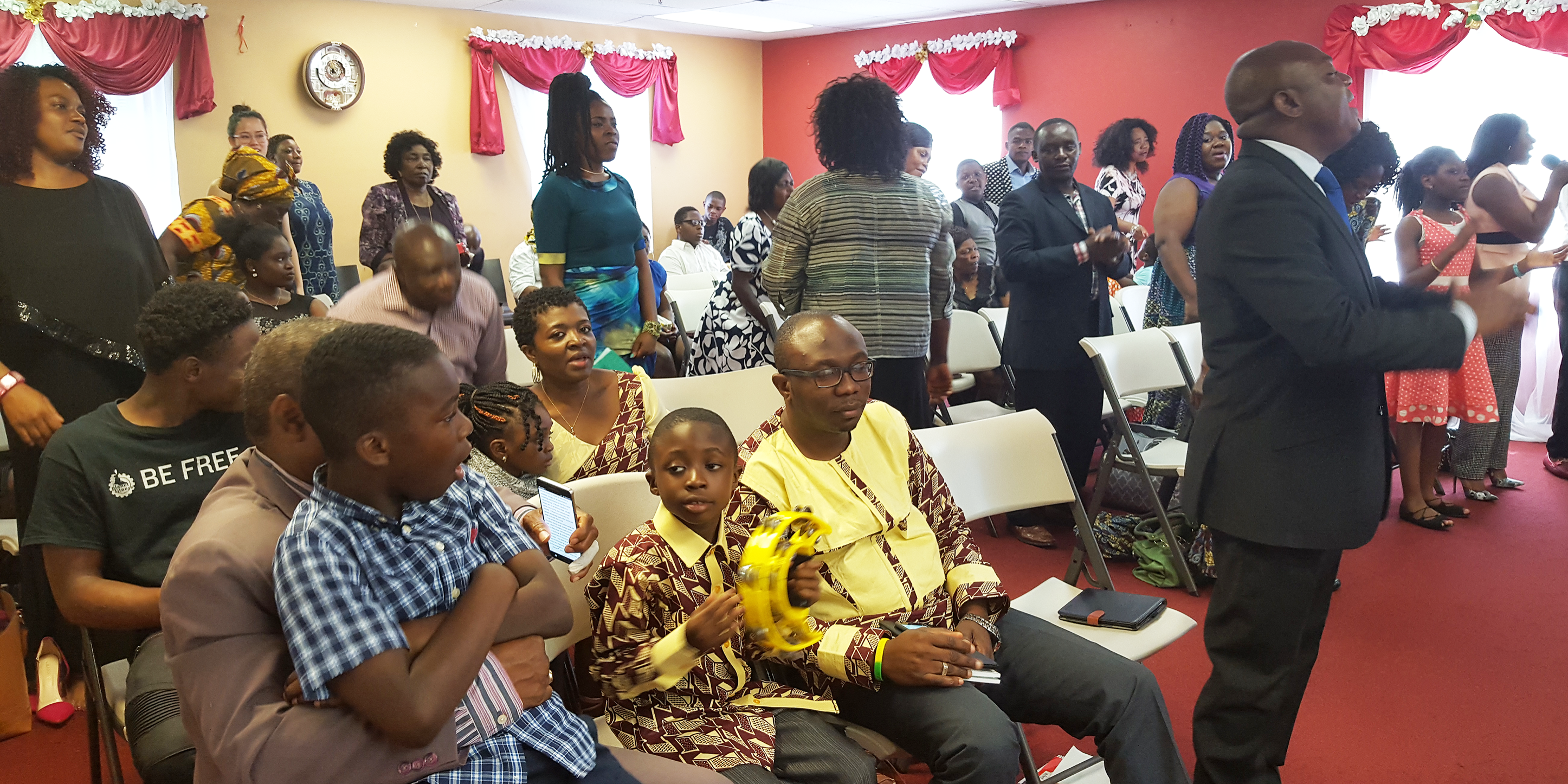 Activities – The Revived Apostolic Mission
